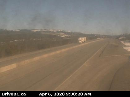 Road maintenance Monday on Hwy. 5 northbound