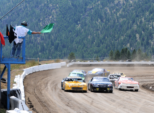 Stock car association hands out year-end awards