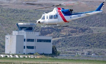 Newborn passes away en route to hospital