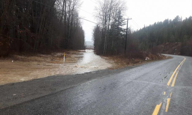 Flood watch warning issued for Coldwater River in Merritt