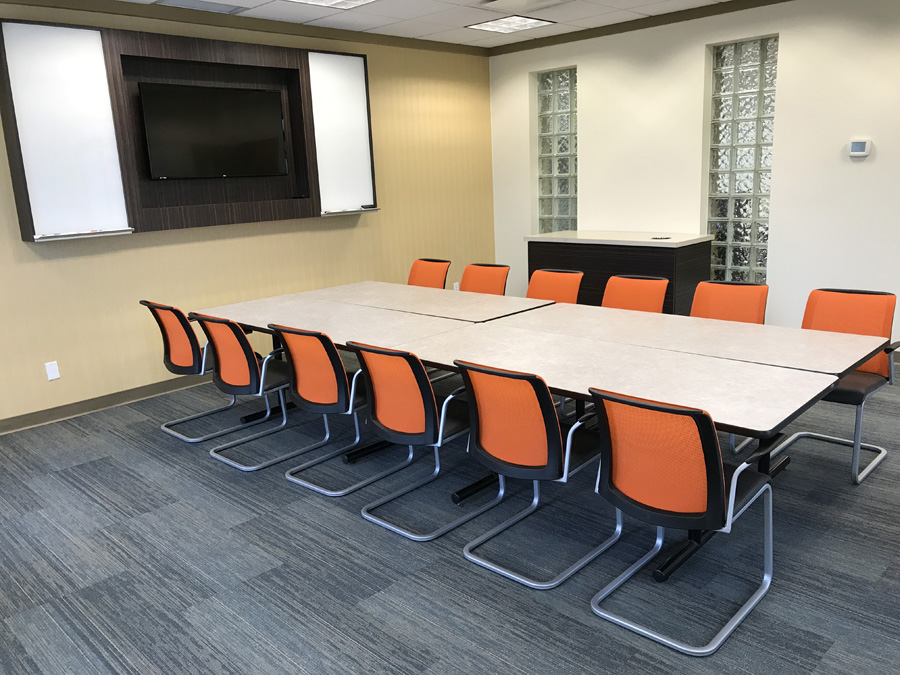 Interior Savings debuts new space for community groups ...