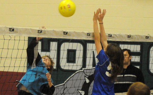 Elementary schools' volleyball pilot program a hit
