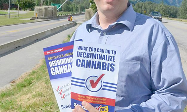 Marijuana legalization drive begins