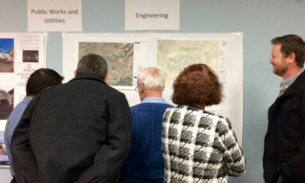 Public works seeks backup power solution
