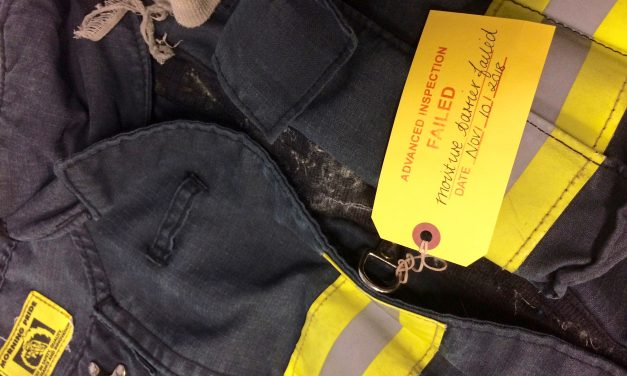 Fire department seeks funds for safety gear