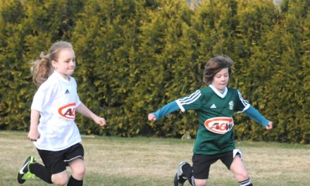 Merrittt youth soccer gets off to a dandy start