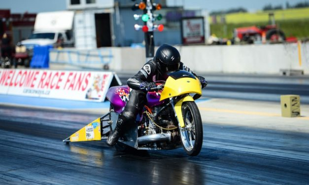 Nicola Valley drag racers burning rubber in Mission