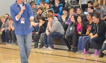 MSS hears inspiring speaker