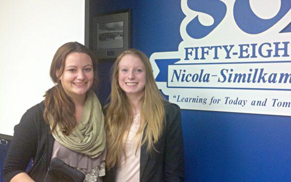 Student trustees take seats on school board
