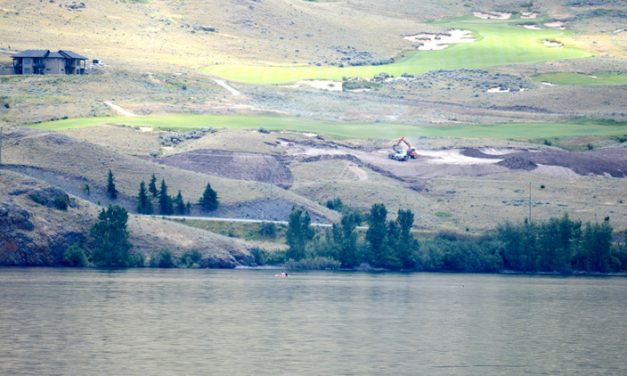 No opening date in sight for Sagebrush golf course