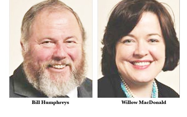 New chair, vice-chair elected for TNRD board