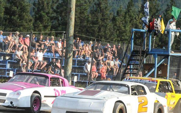 Merritt Speedway plays host to a racing legend