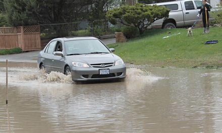 Water main breaks keep crews busy