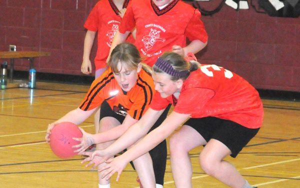 Elementary handball takes the spotlight