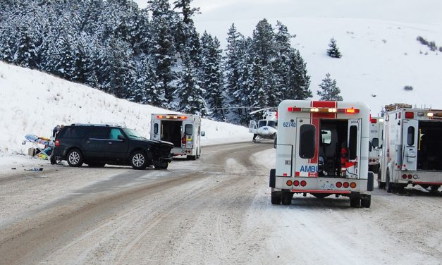 RCMP noticing increase in highway accidents in the month of November