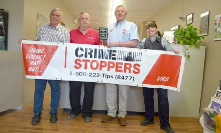 Crime Stoppers paying off in Merritt
