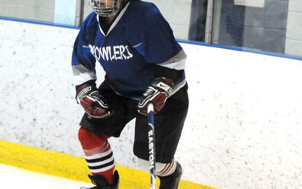 Merritt's weekend warriors take over the ice