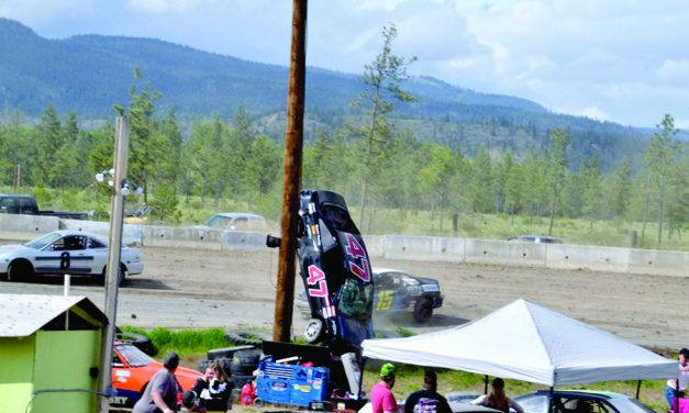 RESULTS: Racing season begins at Merritt Speedway