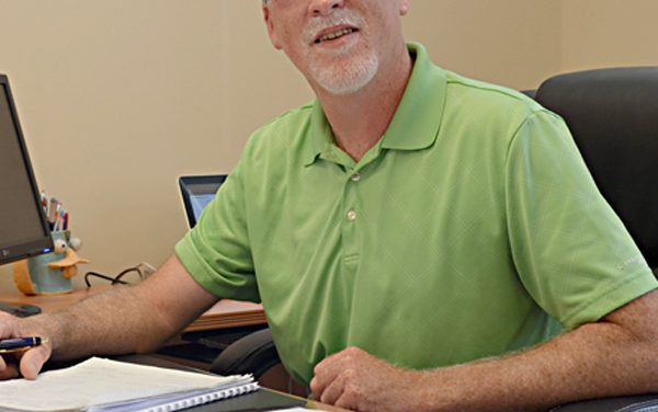 New superintendent ready for school year