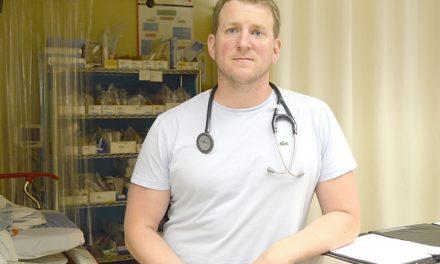 Meet Merritt's newest doctor