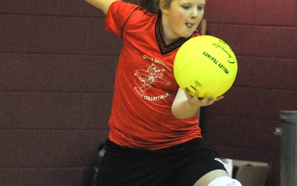 Elementary volleyball wraps up another stellar season of play