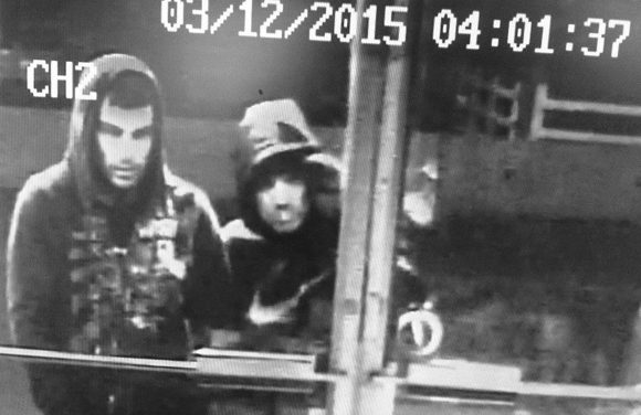 Search continues for Courtesy Corner robbers