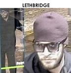 RCMP seeking serial bank robber