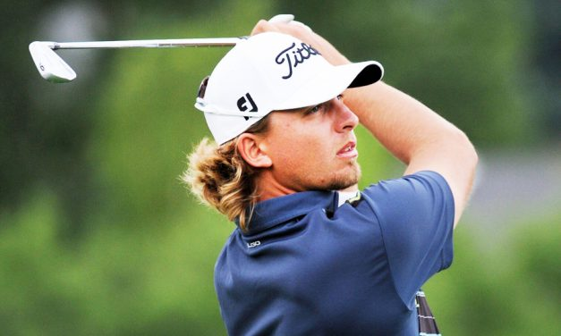 Sloan opens 2021 with -3 opening round