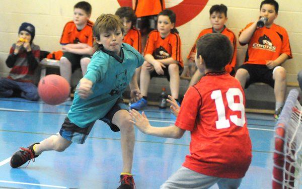 Elementary handball tournaments