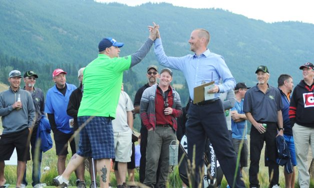 Cents golf tourney and Sagebrush a winning team