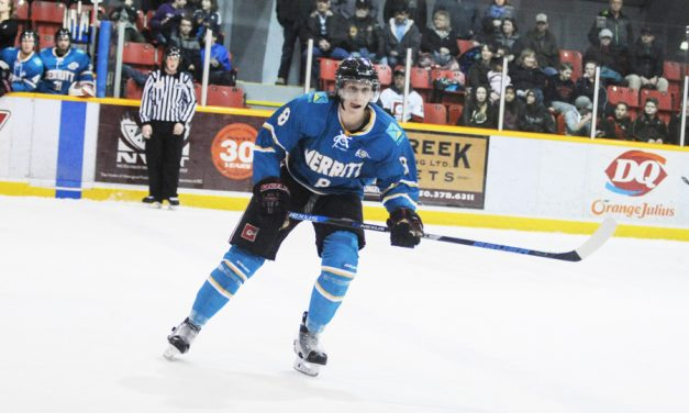 One game to go before BCHL playoffs