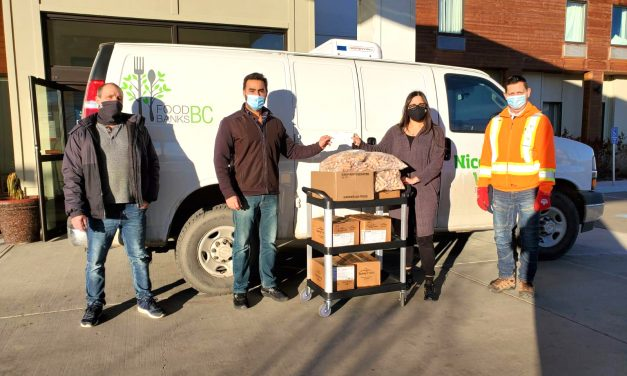Food and funds for Nicola Valley Food Bank