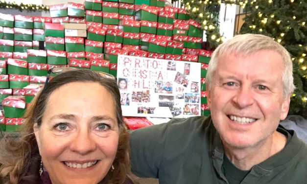 LETTER TO THE EDITOR: Thank you from Xmas shoebox campaign