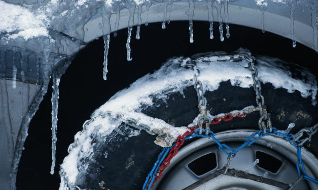 Warm front bringing snow to area highways