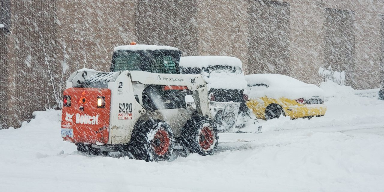 Merritt's snow clearing program to be discussed at January council