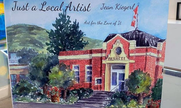 Merritt's landscape focus of new book